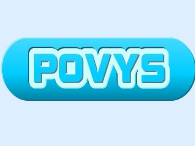 Výsledek obrázku pro Povys s.r. o. logo